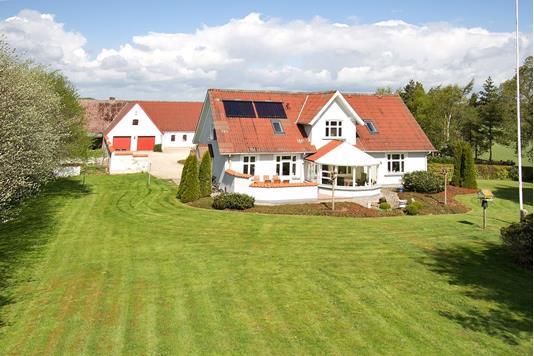 Villa på Kohavegyden i Broby - Andet
