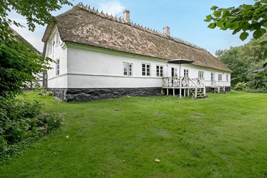 Villa på Øster Hæsingevej i Faaborg - Facade