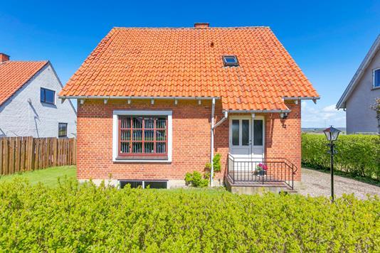 Villa på Hornelandevej i Faaborg - Ejendommen