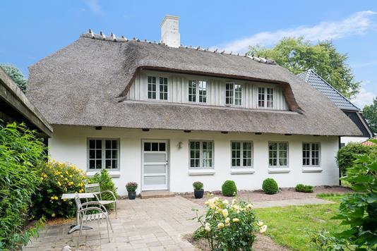 Villa på Odensevej i Faaborg - Set fra vejen