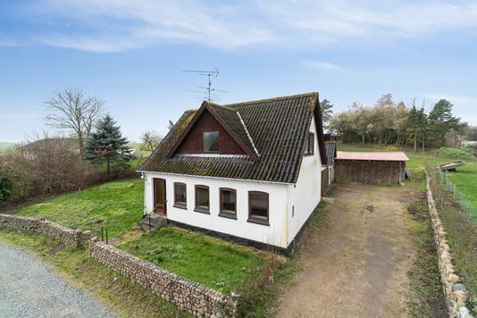 Villa på Ellegyden i Millinge - Udsigt fra toppen