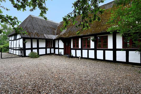 Villa på Kirkeløkken i Ringe - Ejendommen