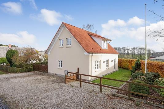 Villa på Gl. Nyborgvej i Kværndrup - Ejendommen