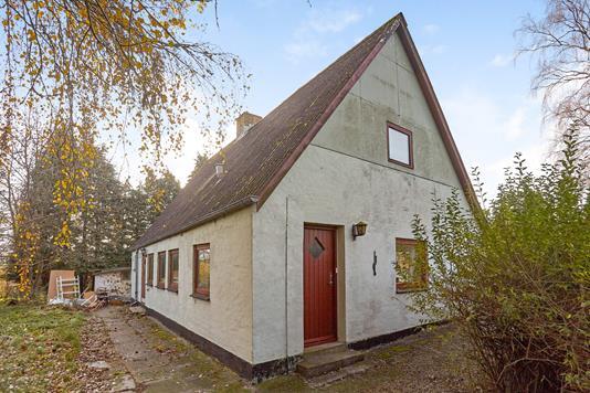 Villa på Svinget i Gislev - Ejendommen