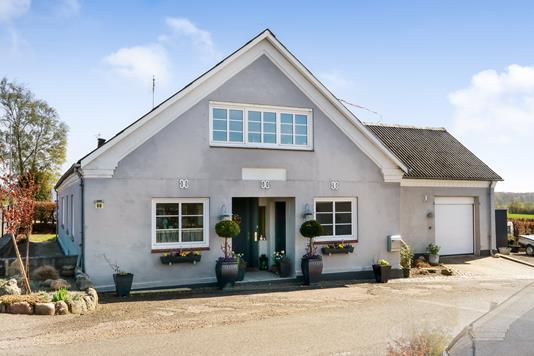 Villa på Svendborgvej i Kværndrup - Ejendommen