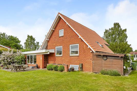 Villa på Hestehavevej i Ryslinge - Baghave