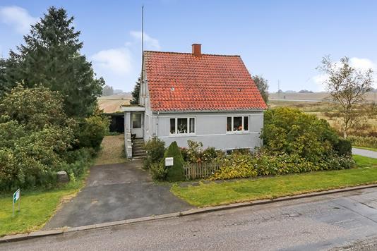 Villa på Nyborgvej i Kværndrup - Ejendommen
