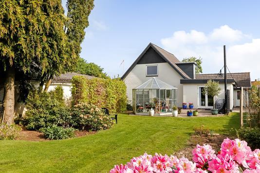 Villa på Enghavevej i Ryslinge - Ejendommen