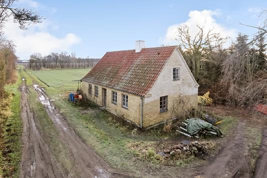 Villa på Tokkerodvej i Odense S - Ejendommen