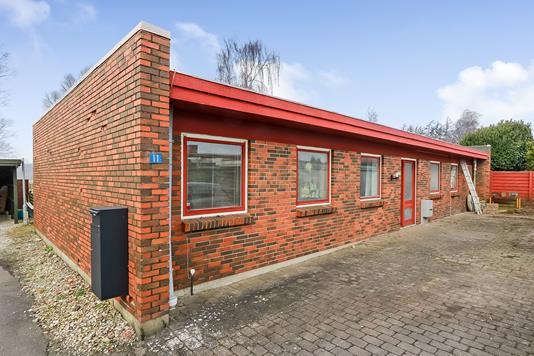 Villa på Tjørnevænget i Ryslinge - Ejendommen