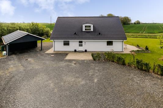 Villa på Haugårdsvænget i Ringe - Ejendommen