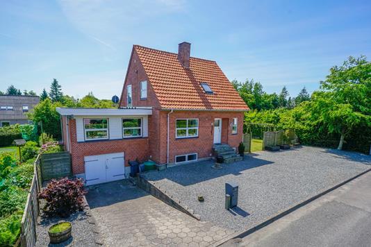 Villa på Kalkbrænderivej i Kværndrup - Ejendommen