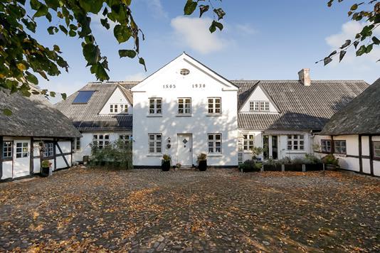 Villa på Bøjdenvejen i Ringe - Ejendommen
