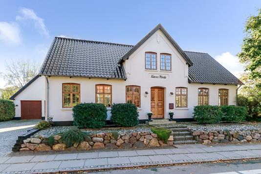 Villa på Rolighedsvej i Ringe - Ejendommen