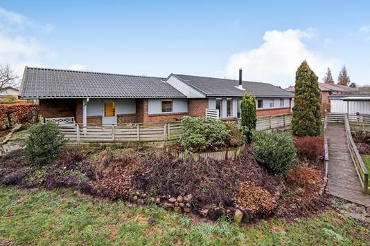 Villa på Åvangen i Ringe - Ejendommen