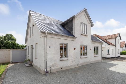Villa på Hestehavevej i Ryslinge - Ejendommen