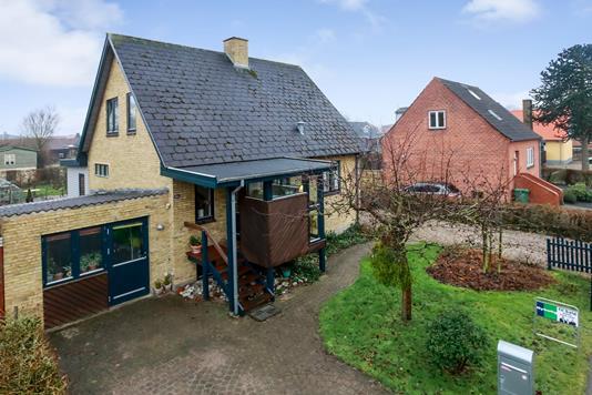 Villa på Nyvej i Ringe - Ejendommen