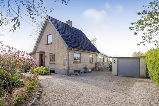 Villa på Assensvej i Ringe - Ejendommen