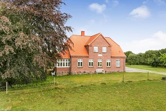 Villa på Vestervang i Ringe - Ejendommen