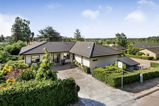 Villa på Kløvervej i Kværndrup - Ejendommen