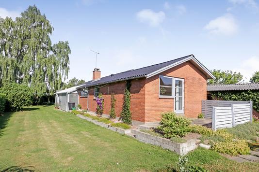 Villa på Tværvej i Kværndrup - Ejendommen