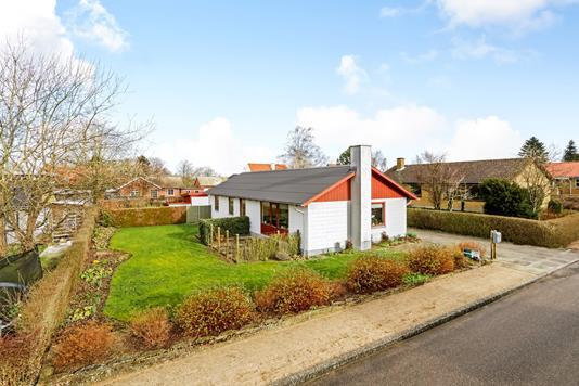 Villa på Lærkevej i Kværndrup - Ejendommen