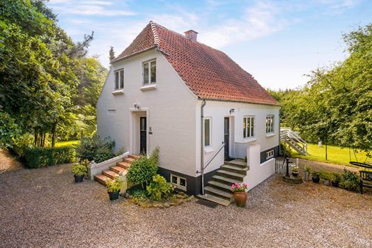 Villa på Krogtoften i Odense SØ - Ejendommen