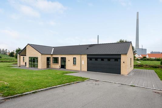 Villa på Lind Hansens Vej i Odense C - Ejendommen