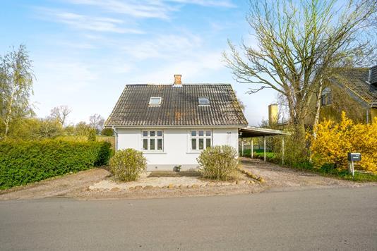 Villa på Højbyvej i Odense SØ - Ejendommen