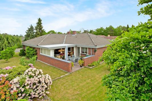 Villa på Skovhaven i Agedrup - Ejendommen