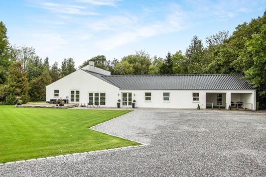 Villa på Birkum Kohave Vej i Odense SØ - Ejendommen