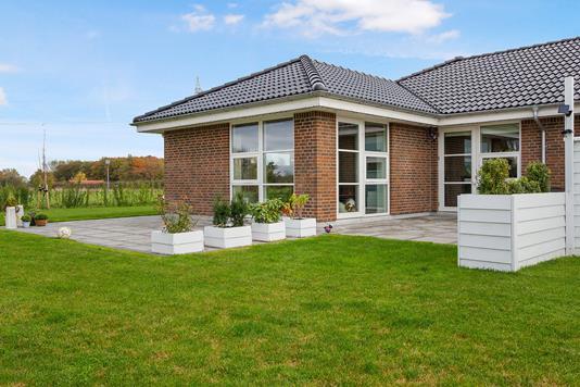 Villa på Riddersporen i Odense SØ - Ejendommen