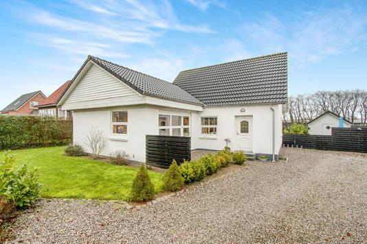 Villa på Lunden i Agedrup - Ejendommen