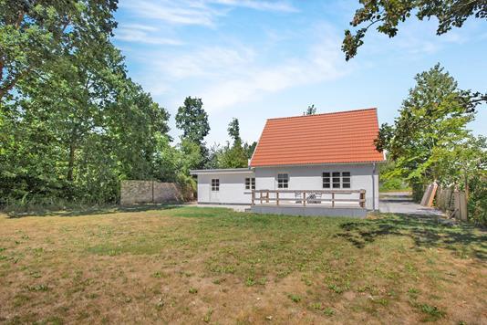 Villa på Teglværksvej i Odense SØ - Ejendommen