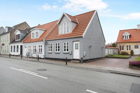 Villa på Odinsgade i Odense C - Ejendommen
