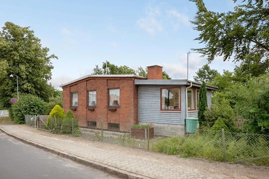 Villa på Thorslundsvej i Odense C - Ejendommen