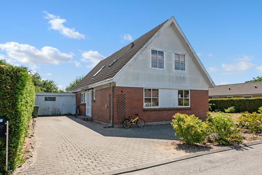 Villa på Kildegårdsvej i Odense NØ - Ejendommen