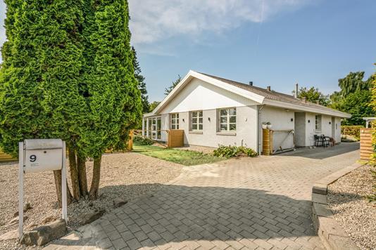 Villa på Lærkehaven i Munkebo - Ejendommen
