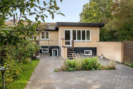 Rækkehus på Giersingvænget i Odense SØ - Ejendommen