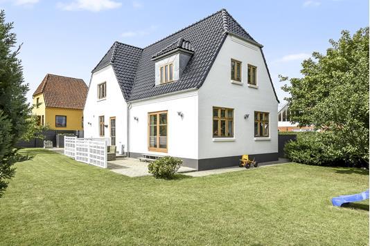 Villa på Isgårdsvej i Odense C - Ejendommen