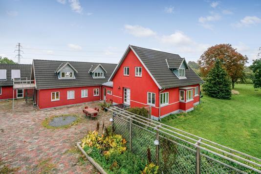 Villa på Nyborgvej i Odense SØ - Ejendommen