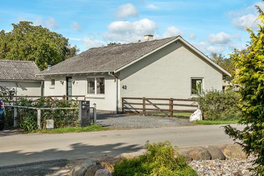Villa på Kragenæsvej i Odense NØ - Ejendommen