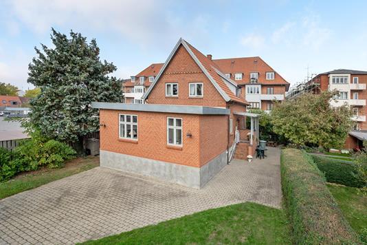 Villa på Kragsbjergvej i Odense C - Ejendommen