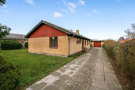 Villa på Daltoften i Agedrup - Ejendommen