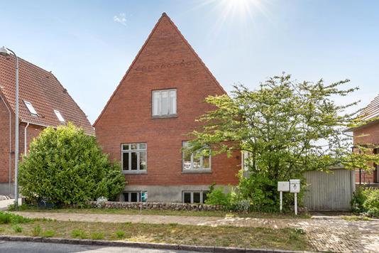 Villa på Billesgade i Odense C - Ejendommen