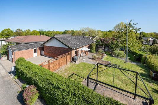 Villa på Duedalen i Odense NØ - Ejendommen