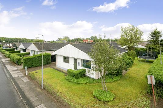 Rækkehus på Egholmen i Odense NØ - Ejendommen