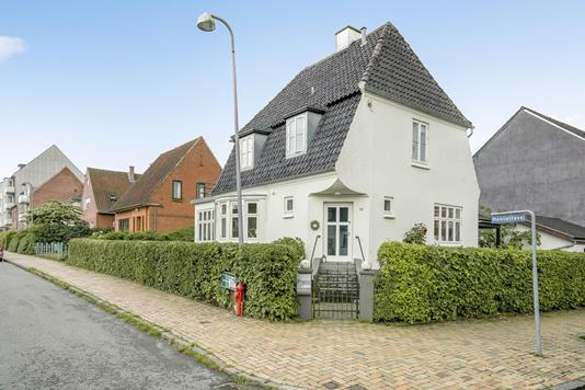 Villa på Henriettevej i Odense C - Ejendommen