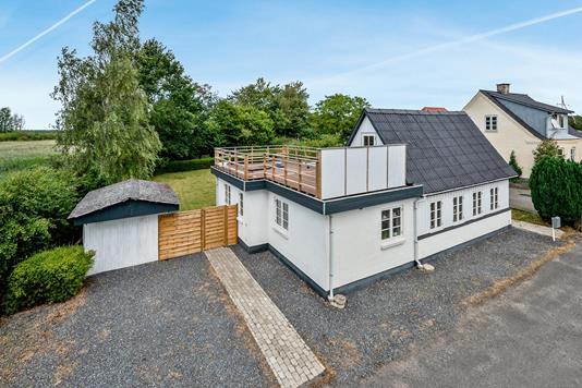 Villa på Mindelundsvej i Odense NØ - Ejendommen