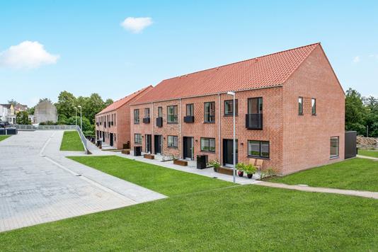 Rækkehus på Skt. Jørgens Stræde i Odense C - Andet